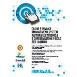 Seminario: Cloud e-Invoice Management System, Fattura Elettronica e Conservazione facile per i Comuni